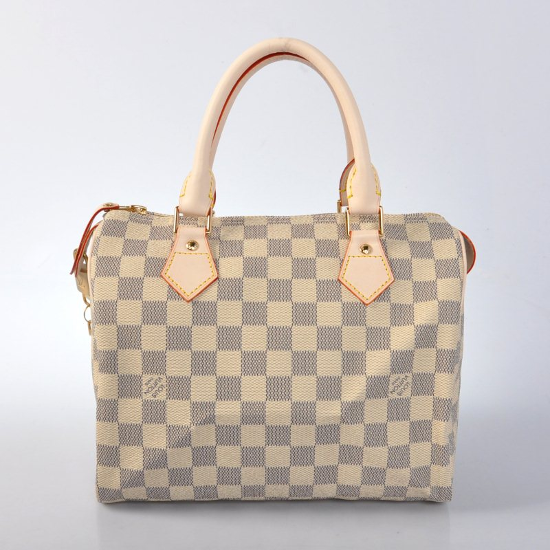 LOUIS VUITTON/ルイヴィトン  ダミエ アズール スピーディ25 ハンドバッグ N41534