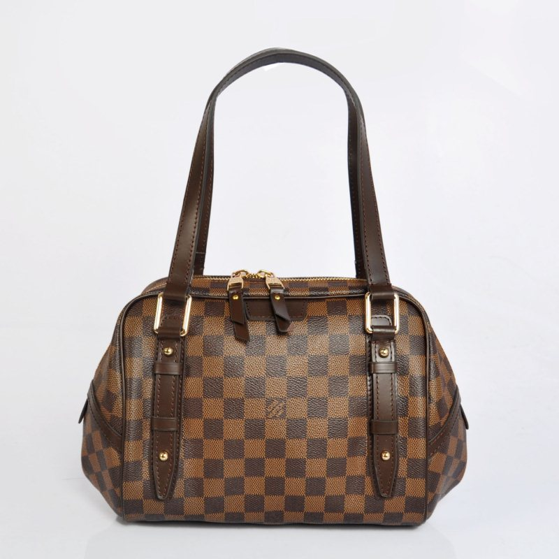 LOUIS VUITTON/ルイヴィトン ダミエ リヴィトン GM ショルダーバッグ N41157