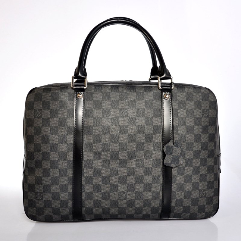 LOUIS VUITTON/ルイヴィトンコピー ダミエ ハンドル/旅行用ブリーフケース グラフィット N51195